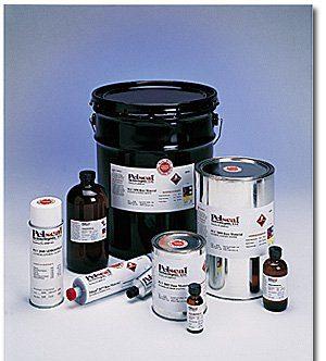 envases de viton líquido de Pelseal